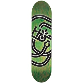 Habitat Skateboard Deck - Serpent Green 8