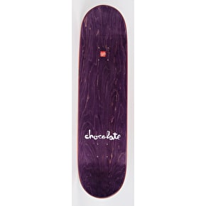 Chocolate Door Hangers Roberts Skateboard Deck - 8.25