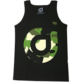 District Supply Co. Logo Tank Top - Black