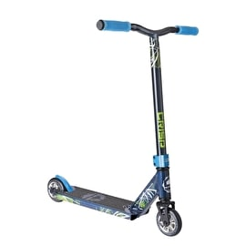 Crisp 2018 Blaster Mini Complete Scooter - Dark Blue Metallic