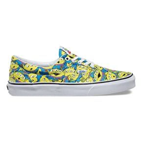 Vans x Toy Story Era Kids Shoes - Aliens/True White