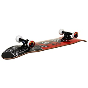 Foundation Pirate Ship Duffel Custom Skateboard 8.125