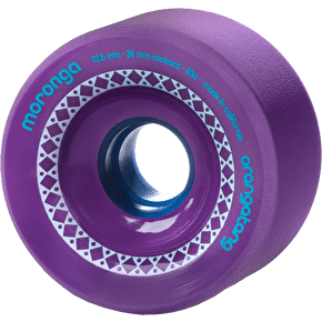 Orangatang Moronga 72.5mm Longboard Wheels - Purple