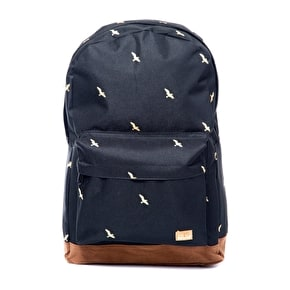Spiral OG Backpack - Bird Black