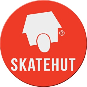 PopSockets SkateHut Logo - White - Red