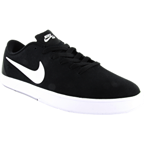 Nike SB Takedo Shoes - Black/White/Wolf