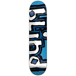 Blind Colour OG Skateboard Deck - Blue 7.75