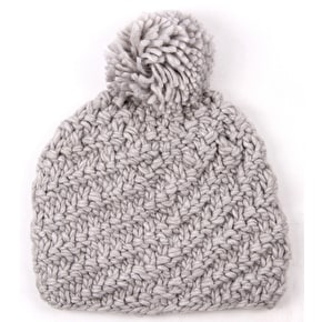 Barts Chani Beanie - Heather Grey