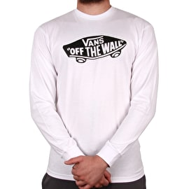 Vans OTW Long Sleeve T-Shirt - White/Black