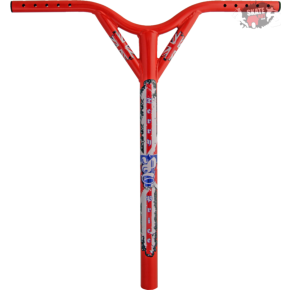 MGP Oversized Terry Price Signature Bars - Red