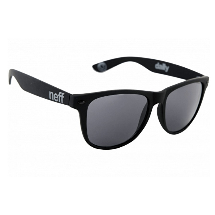 Neff Daily Shades - Matt Black