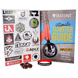 SkateHut Scooter Bonus Pack