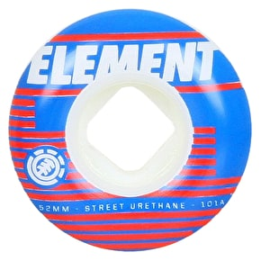 Element Athletic Skateboard Wheels - 52mm Street