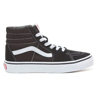 Vans Sk8-Hi Kids Skate Shoes - Black