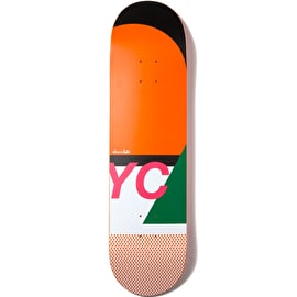 Chocolate Neu Phase - Yonnie Cruz Skateboard Deck 8.125