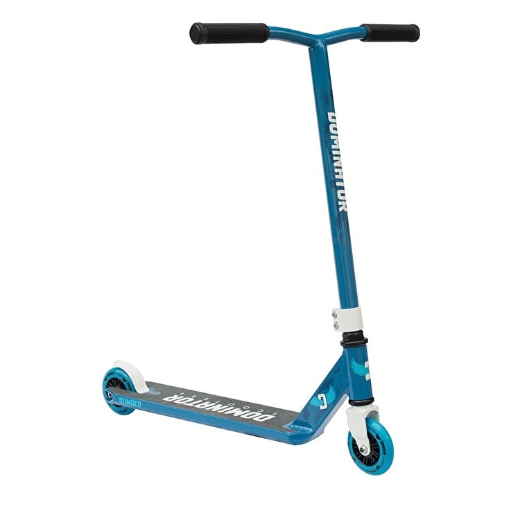 Dominator 2017 Bomber Complete Scooter - Blue/White