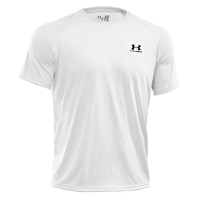 Under Armour New Tech EU T-Shirt - White / Black