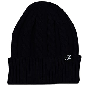 Primitive Shout Beanie - Black
