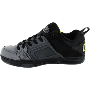 DVS Comanche Shoes - Grey/Black/Lime