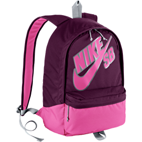 Nike 6.0 Piedmont Backpack - Merlot/Wolf Grey