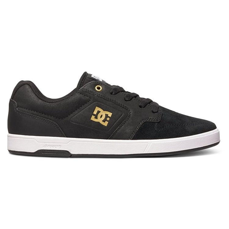 DC Argosy Skate Shoes - Black/Gold