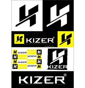 Kizer Stickerpack