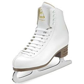 B-Stock Jackson Mystique Figure Skates- White - UK 7 (Box Damage)