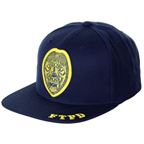 DGK F The Police Cap - Navy