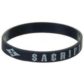 Sacrifice Wrist Band - Grey