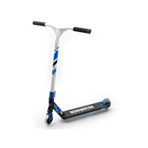 Dominator Sniper Complete Scooter - Black/White