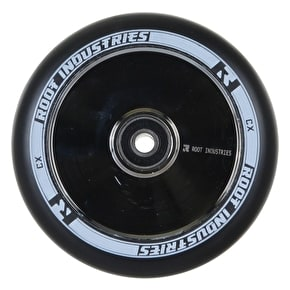 Root Industries 120mm Air Scooter Wheel - Black/Mirror