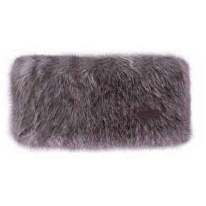 Barts Fur Headband - Grey