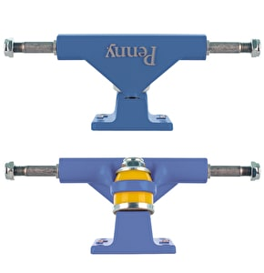 Penny Nickel Trucks - Blue 4