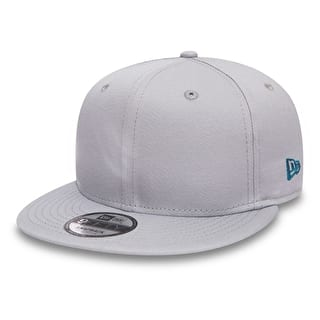 New Era 9FIFTY NE Flag Cap - Dolphin Grey/Water Blue