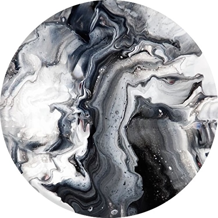 PopSockets Grip - Ghost Marble