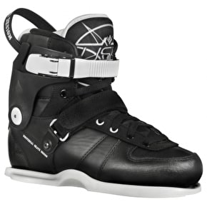 USD Carbon 3 Team XV Aggressive Skate Boot Only