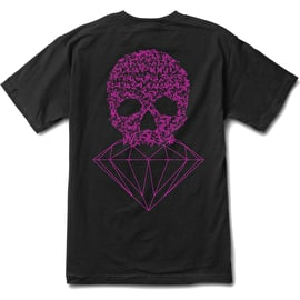 Diamond Supply Co Fasten T Shirt - Black