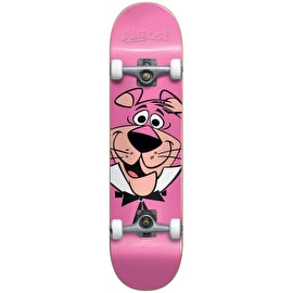 Almost Snagglepuss Face Complete Skateboard 8