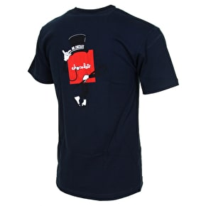 Chocolate Mister Chocolate T-Shirt - Navy