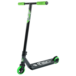 Phoenix Complete Scooter - Pilot Black/Green