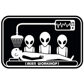 Alien Workshop Abduction 3