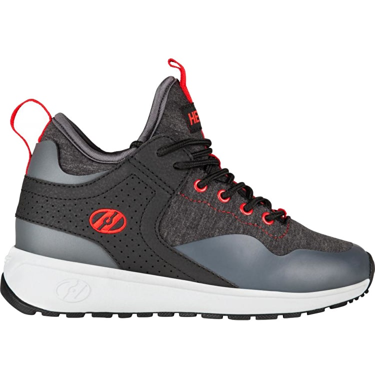 Heelys Piper - Black Heathered/Red