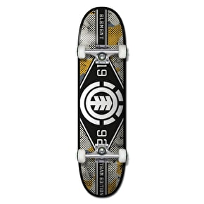 Element Complete Skateboard - Major League Pop Camo 7.75