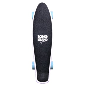 Long Island Buddy Cruiser w/Griptape - Ice 22.5