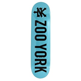 Zoo York Midnight Photo 8.0 Skateboard Deck
