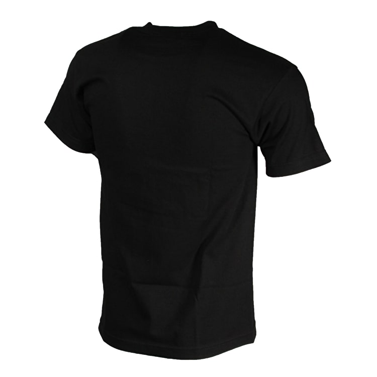 Rebel8 Reflect T shirt - Black