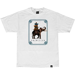 Primitive Traveller T-Shirt - White