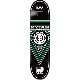 Element TWIG Nyjah Triangle Skateboard Deck - 7.6