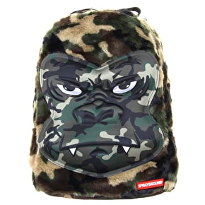 Sprayground Camo Guerilla Backpack