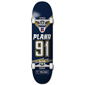 Plan B Team Charged Complete Skateboard - 8